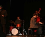 Zach Bartholomew Trio & London Arrington