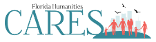 Florida Humanities CARES Logo